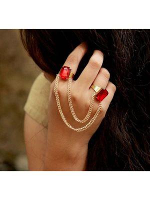 Red rings