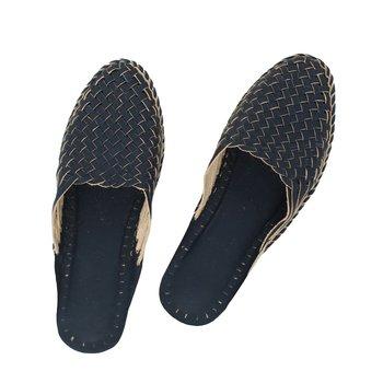 Dark Blue Mens Shoe