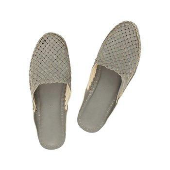 Grey Mens Shoe
