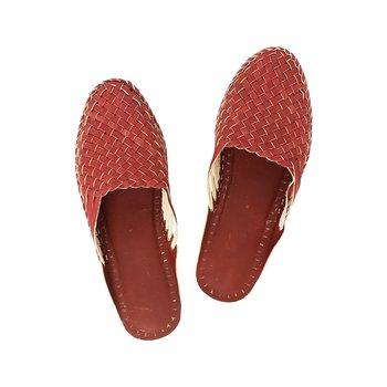 Cherry Red Mens shoe