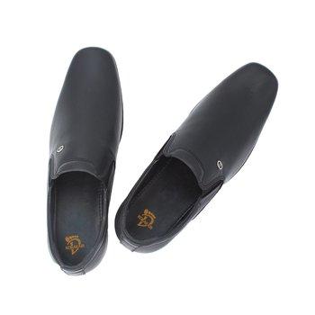 Black Brown Mens shoe