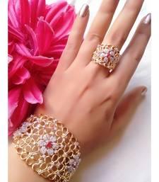 Gold american  diamonds Bracelets