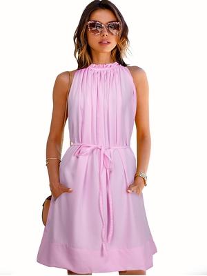 Pink Crepe  Western Fancy Top