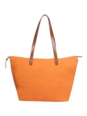 hoist dark yellow canvas tote bag