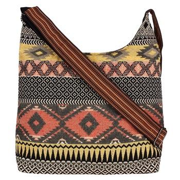 Nava Multicolor Canvas Sling Bag