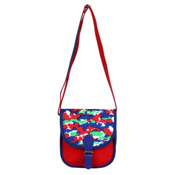 Redherring Red Canvas Sling Bag