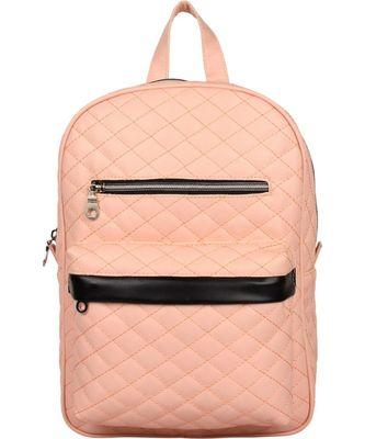 Duvet Dusty Pink  PU Backpack