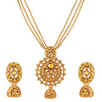 Gold Necklace Sets