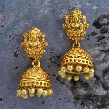High Gold Plated Laxmi