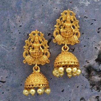 Gorgeous Temple Earrings