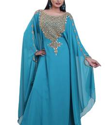 Dubai Kaftan Women Dress Moroccan Caftan Long Farasha Maxi Dress Al113