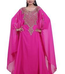 Dubai Kaftan Women Dress Moroccan Caftan Long Farasha Maxi Dress Al118