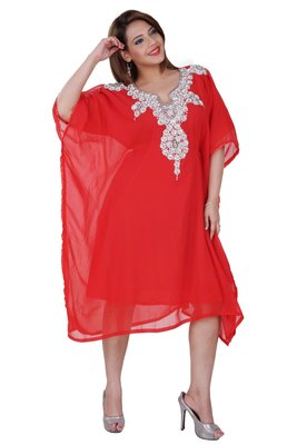 Dubai Kaftan Women Dress Moroccan Caftan Long Farasha Maxi Dress AL147