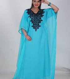 Dubai Kaftan Women Dress Moroccan Caftan Long Farasha Maxi Dress AL156