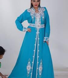 Dubai Kaftan Women Dress Moroccan Caftan Long Farasha Maxi Dress Al157