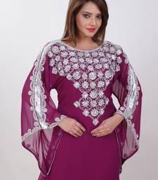Dubai Kaftan Women Dress Moroccan Caftan Long Farasha Maxi Dress AL178