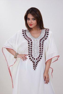 Dubai Kaftan Women Dress Moroccan Caftan Long Farasha Maxi Dress AL179