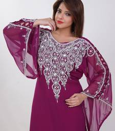 Dubai Kaftan Women Dress Moroccan Caftan Long Farasha Maxi Dress Al180