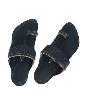 blueMens shoe