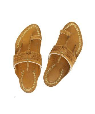 Dark Yellow Mens shoe