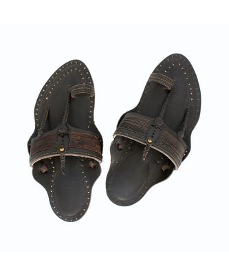 Dark brown Mens shoe