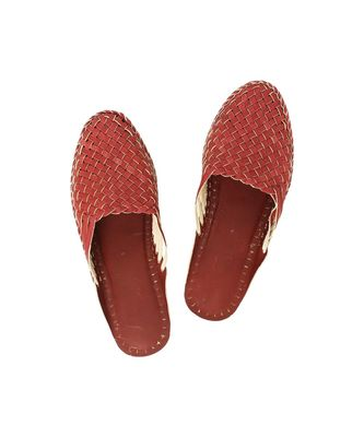 Cherry Red Mens shoe