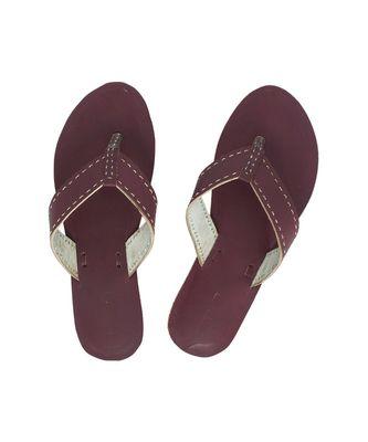 Purple Womens shoe