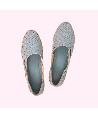 blue Women shoe