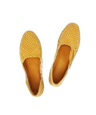 Yellow Womens shoe