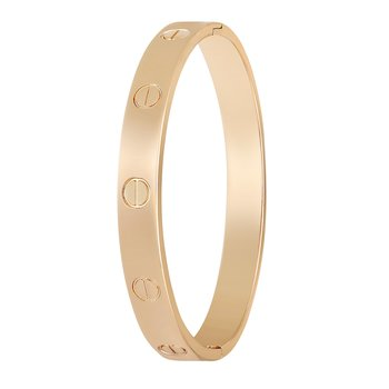 Fashionable Modern Stylish Gold Plated kada For Women