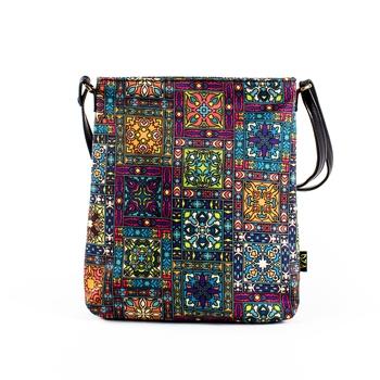 V2G Sling Bag - Aztec Rangoli