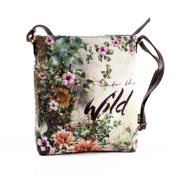 Offwhite Crossbody Shoulder/Sling bag - Into the Wild