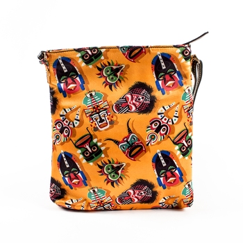 Yellow Sling Bag - The Tribes