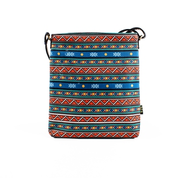 Multicolor Sling Bag - Aztec Print 2