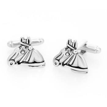 Silver pearl jewellery