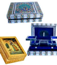 Buy Jewellery Box n Gemstone Jewelry Box Mothers Day wedding-gift online