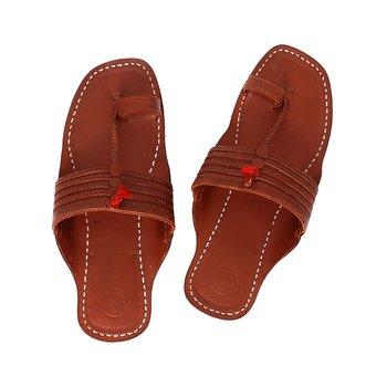 Tan Men Sandals