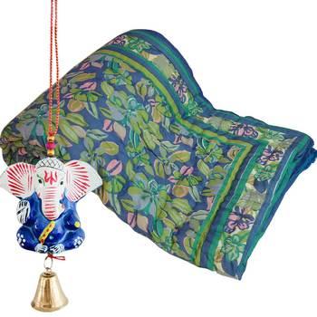 Jaipuri Cotton Double Bed Razai Mother Day Gift