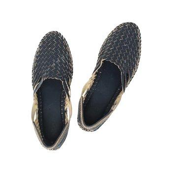 Dark Blue Men Sandals