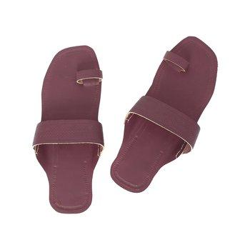 Purpal  leather shoe women