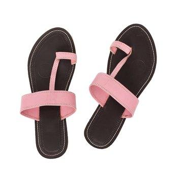 Brown Women Sandals