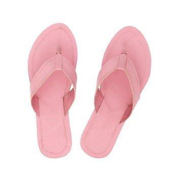 pink Women Sandals