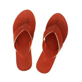 Tan Women Sandals