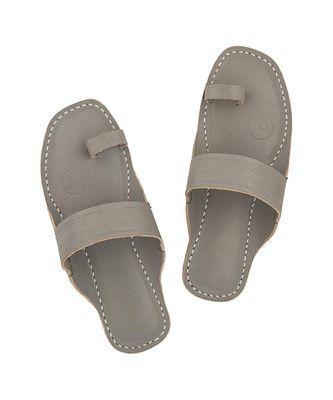 Grey Men Sandals
