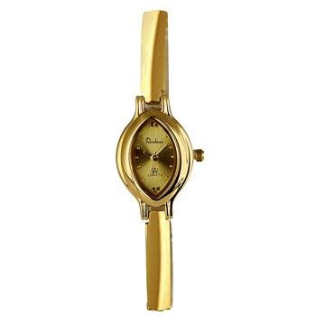 Exotic Designer Gold Plated Ladies Wrist Watch