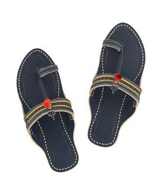 Dull Blue women sandals