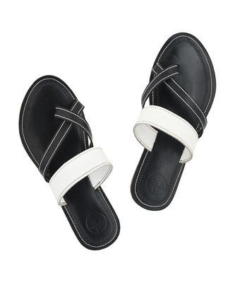 White Women Sandals