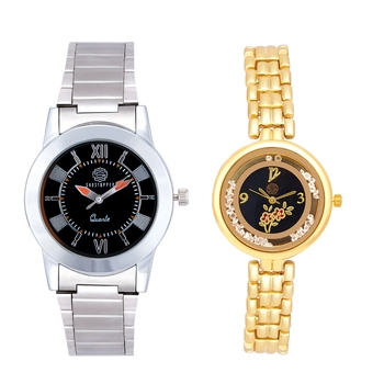 Silver quartz   watches