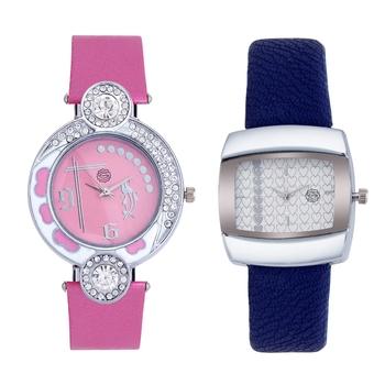 Pink quartz   watches