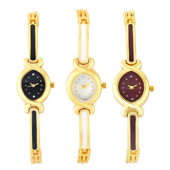 Gold quartz   watches